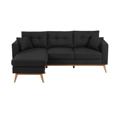 divano 5 posti divano ad angolo modulabile scandinavo 4 5 posti antracite