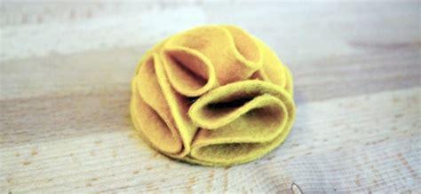 sachen aus filz selber machen 3848 filzblumen selber machen kreative bastelideen aus filz