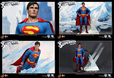 Toys Superman Christopher Reeve Ht official images for christopher reeve as superman in 1 6 from toys