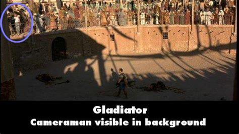 film gladiator mistakes gladiator movie mistake picture 6