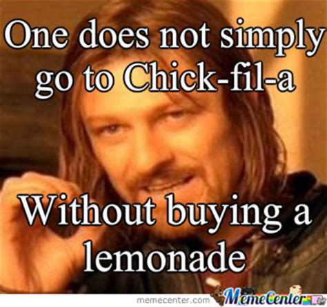 Chik Fil A Meme - chick fil a by mkbmorrow meme center