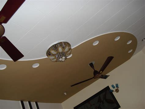 pop simple design simple and smart pop ceiling design gharexpert