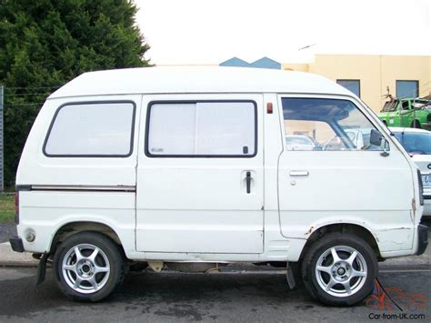 Suzuki Carryvan Suzuki Carry Hi Top 1983 Model
