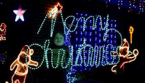 goulburn valley christmas lights map shepparton news