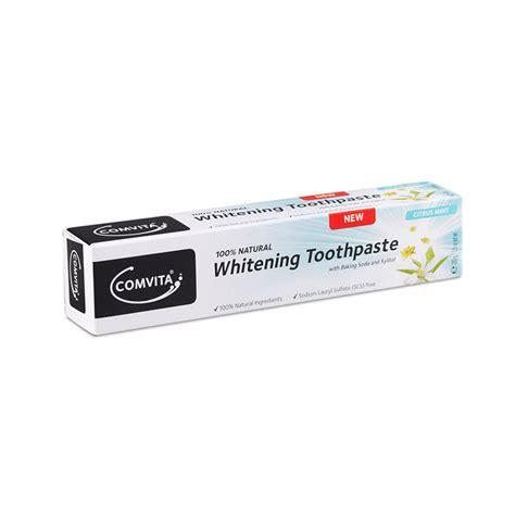 toothpaste whitening toothpaste health hut nz