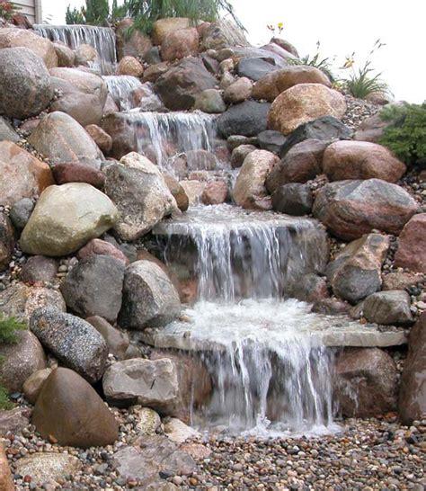 pondless waterfall large kit