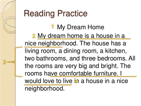 house and home essay parts of a paragraph