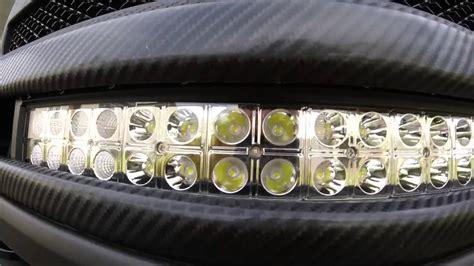 Make Led Light Bar 07 Silverado Build 22 Quot Led Light Bar