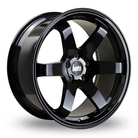 Black B1 bola b1 black alloy wheels wheelbase