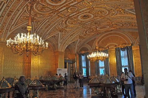 hermitage museum gold room st petersburg