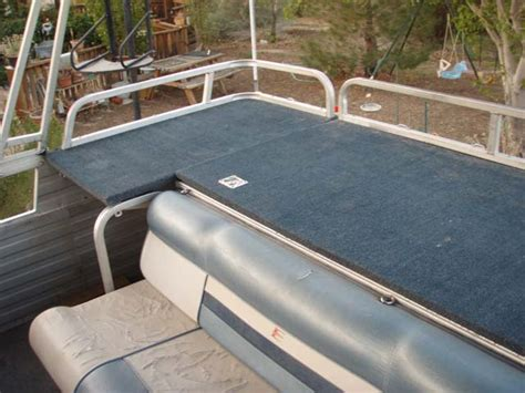 boat upholstery inland empire pj and melissa snew pontoon boat