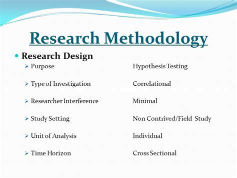 design definition research research design methodology