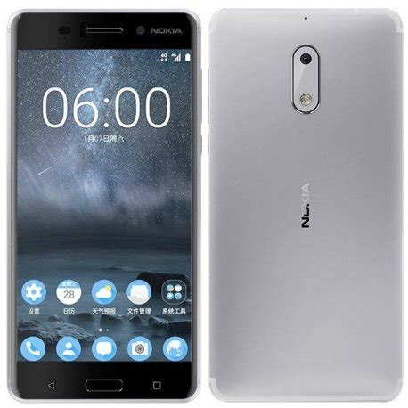 nokia 6 price in pakistan full specifications & reviews