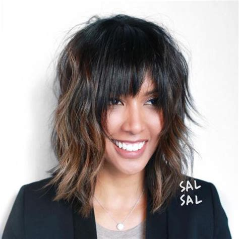 pictures of modified shag haircuts 13 stylish shag hairstyles you ll fall in love with