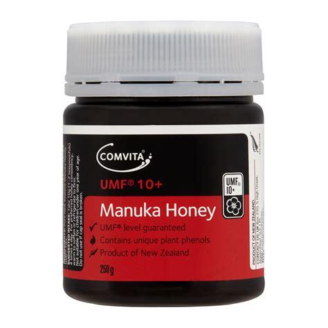 Top Five Honey Products by Manuka Honey Comvita Umf 10 250g Care Vitamins