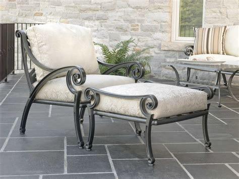 hauser hton cast aluminum outdoor patio furniture