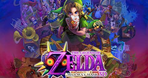 imagenes 3d zelda the legend of zelda majoras mask 3d en espa 241 ol 3ds