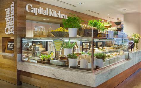 Capital Kitchens by Myer Capital Kitchen Mim Design
