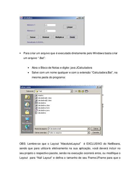java netbeans absolutelayout aplica 231 245 es java com netbeans