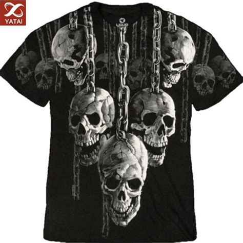 Skull The Shirt skull t shirt custom shirt