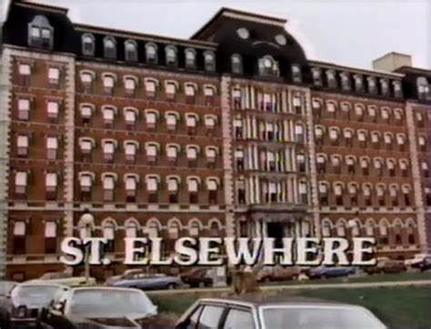 themes in the book elsewhere the library 30 yrs ago st elsewhere