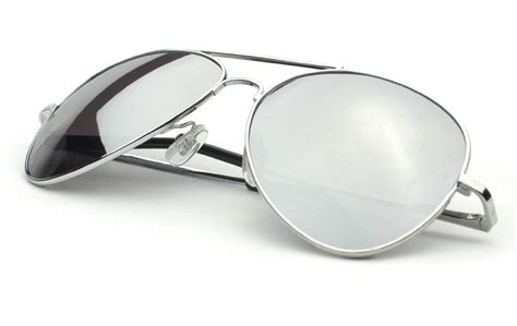 big mirrored aviator sunglasses louisiana brigade
