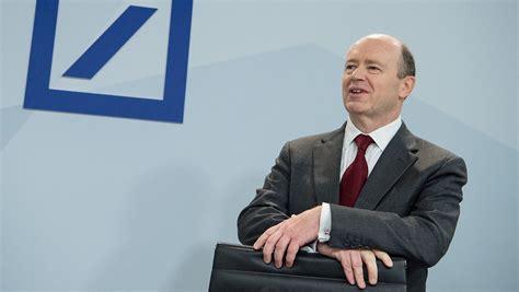 börsenkurs deutsche bank zahlungsf 228 higkeit in der diskussion cryan deutsche bank