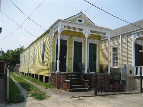 Shotgun House | the new orleans shotgun house archi dinamica architects llc