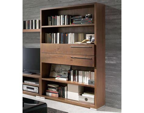 muebles libreros librero 2 cajones moderno volga en portobellostreet es