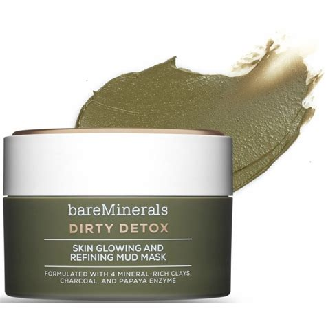 Review Bare Minerals Detox by Bare Minerals Detox Mud Mask 58 Gr