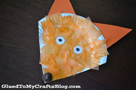 fox crafts for dr seuss inspired easy fox kid craft glued to my crafts