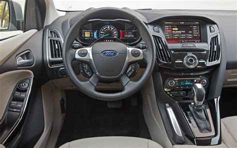 Ford Focus Interior by 2013 Ford Focus Ev Interior Photo 43043182 Automotive