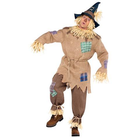 Oz Dres Mickey Whiite wizard of oz scarecrow new fancy dress costume mens gents straw farmer ebay