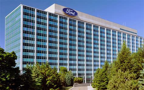 ford headquarters nexteer automotive strike doesn t inhibit ford ford