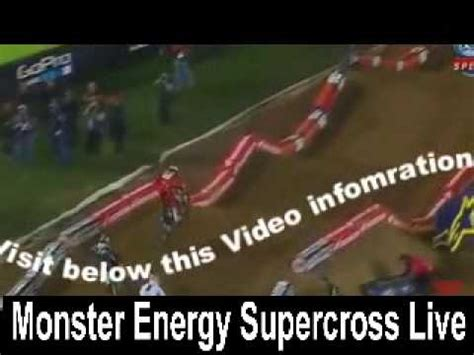 ama motocross live stream free anaheim supercross 2015 live stream round 3 online youtube