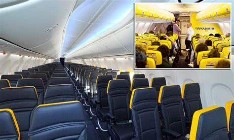 cabin max ryanair ryanair reveals redesigned cabin interior on its new