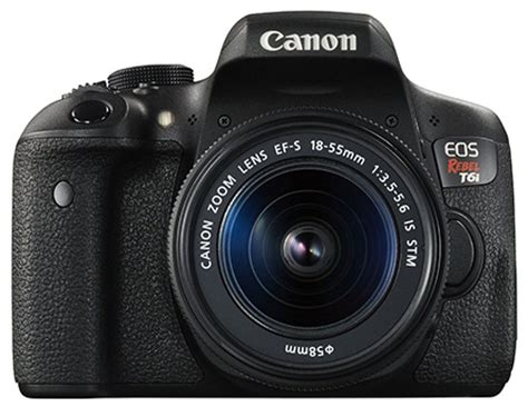 is the canon eos rebel t6i(750d) good for youtube vlogging?