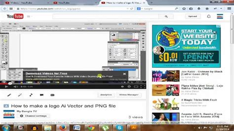 blogger tutorial bangla how to earn money from youtube full bangla tutorial youtube
