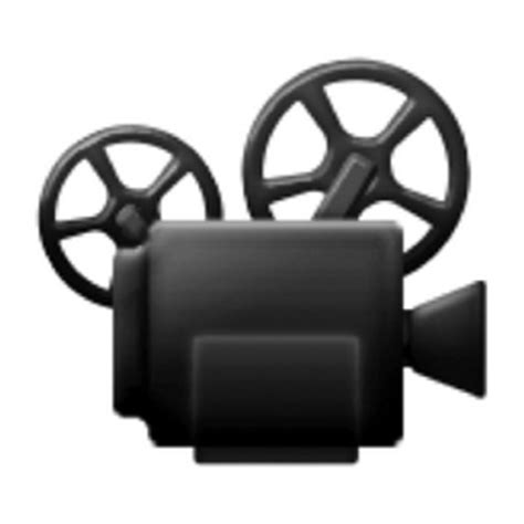 film camera emoji film projector emoji u 1f4fd