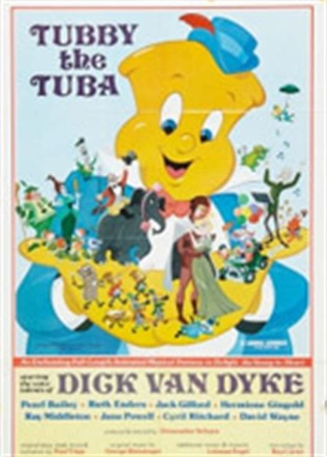 tubby the tuba cast images   behind the voice actors