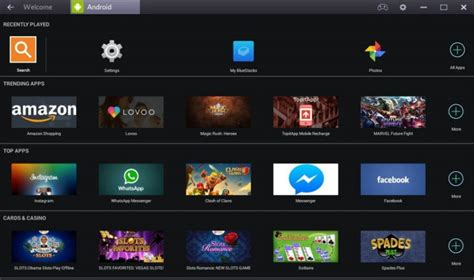 play android apps on pc descargar bluestacks app player gratis