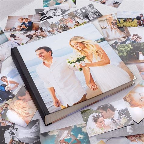 personalised photo albums uk custom photo albums - Personalised Wedding Album Uk