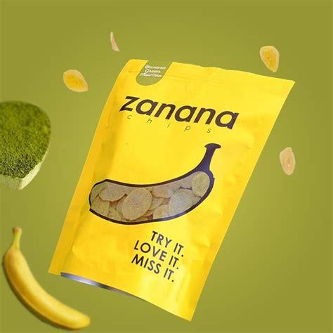 jual zanana chips keripik pisang  lapak