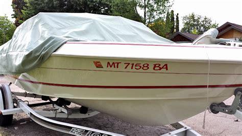 vinyl boat registration numbers canada vinyl boat lettering