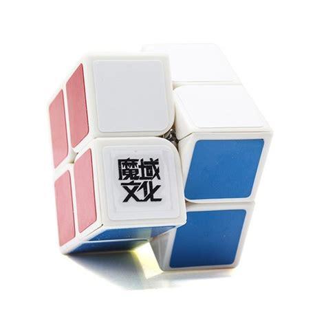Diskon Rubik Yong Jun Magic Cube 2x2 2x2x2 Yj moyu lingpo 2x2 cubo m 225 gico base blanca maskecubos