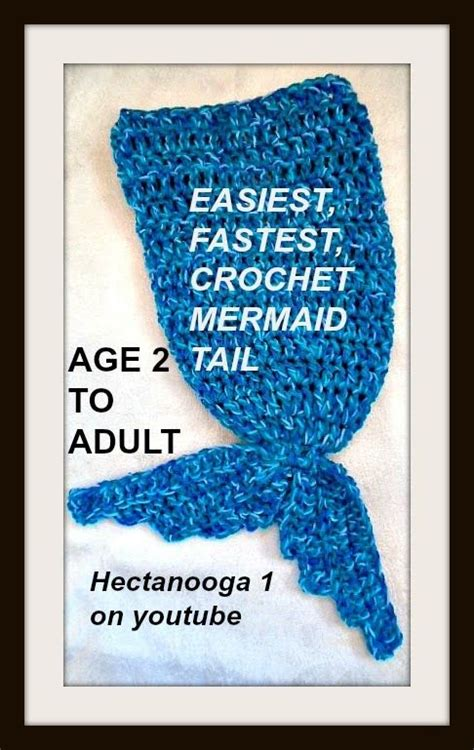 free printable mermaid tail crochet pattern stitches videos and patterns on pinterest