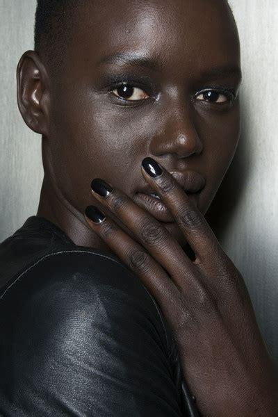 nail color for african women nail polish that suits dark skin tone kamdora