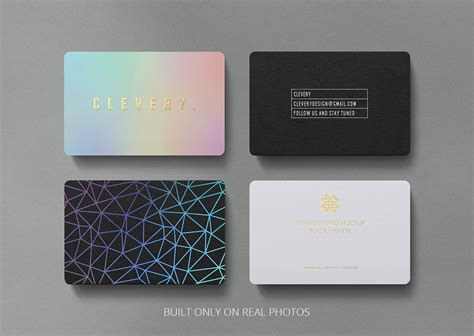 holographic cards templates free holographic business cards business card design