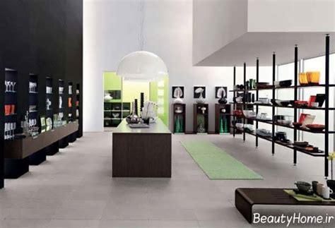 طراحی داخلی مغازه با جدیدترین ایده های حرفه ای و کاملا کاربردی