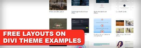 divi themes exles divi theme layouts divi theme layouts